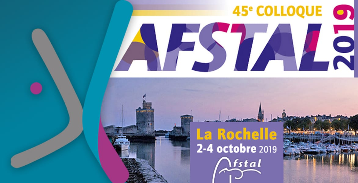 45e Colloque AFSTAL